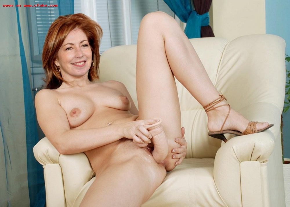 Cougar shows daughter how to ride dick 2